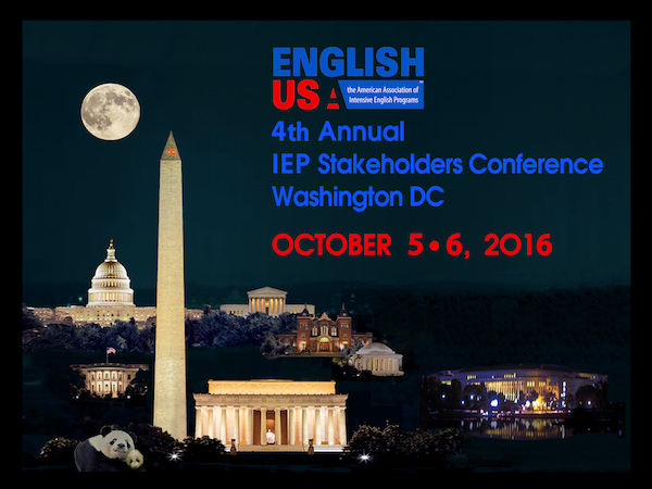 EnglishUSA Stakeholders Conf 2016
